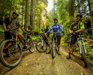 Freedom Package - Mountain Bike - 3 days / 2 nights